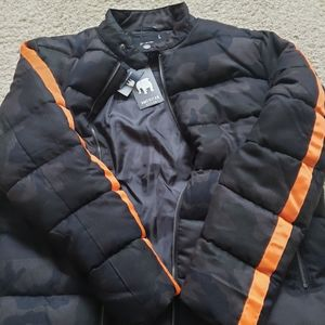Winter jacket american stitch